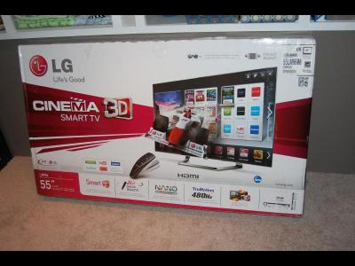 "Varios Telefonos y Tablets LG 55LA7400 - 55"" LED Smart TV - 1080p (FullHD)"